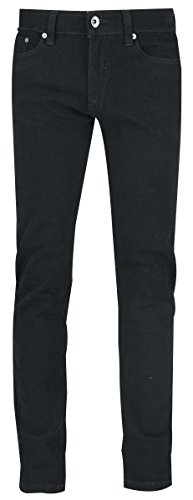 Forplay Skinny Jeans nero W36L34