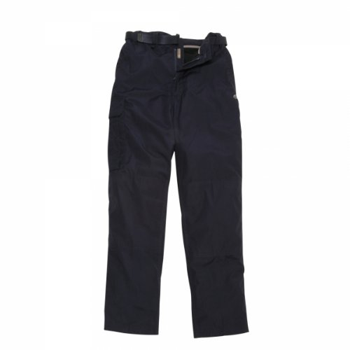 Craghoppers CR008 Polyester Cotton Mens Kiwi Winter Lined Trousers, 34
