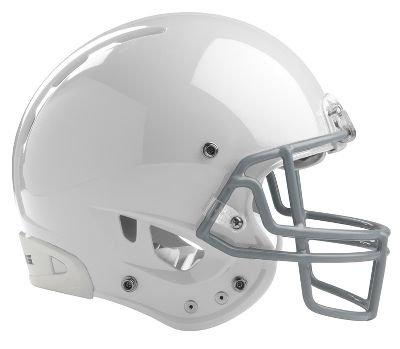 Rawlings Adult Impulse Football Helmet, White, Small