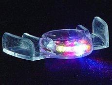 Flashing Rainbow Led Mouthpiece (Set Of 6).