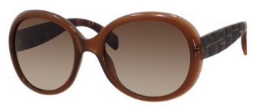 Marc By Marc Jacobs Marc by MJacobs MMJ341/S Sunglasses-0YH7 Brown (D8 Brown Gradient Lens)-54mm