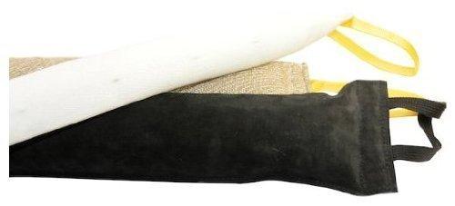 Artikelbild: Dean und Tyler Reiß- Bündelsatz mit 3 Beiß-Kissen, 1 Jute, 1 Feuerwehrschlauch und 1 Leder, Beiß-Kissen- Größe: 61cm x 10cm