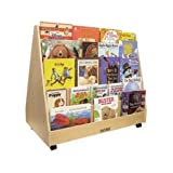 Double-Sided Book Display ~ ECR4Kids