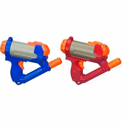Super Soaker Hydro Fury Water Blaster 2-Pack