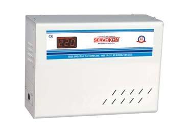 Servokon SS4130 4 KVA/130-300V AC Voltage Stabilizer