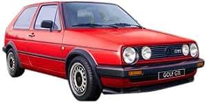 Revell 07005 - Volkswagen Golf Gti 16V im Maßstab 1:24