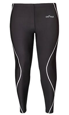 emFraa Skin Tights Compression Leggings Baselayer Running Pants men women XS ~ 2XL