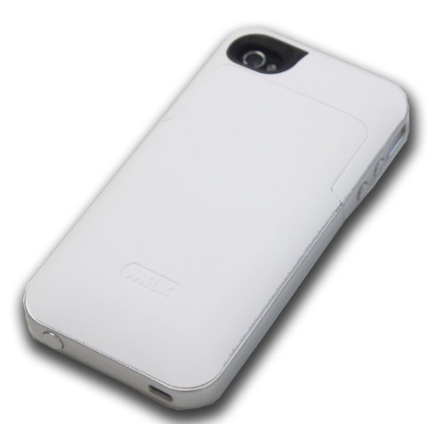 360 Sprint Car Engine Hp: White 2000mAh Extended Battery Case For Apple IPhone 4 And