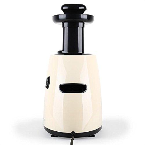 Klarstein Fruitpresso Slow Juicer : Klarstein Fruitpresso Slow juicer frullatore 70 U/min crema