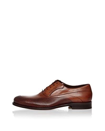Reprise Zapatos Oxford Details Marrón