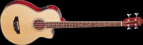 Oscar Schmidt OB100N Acoustic Electric Bass