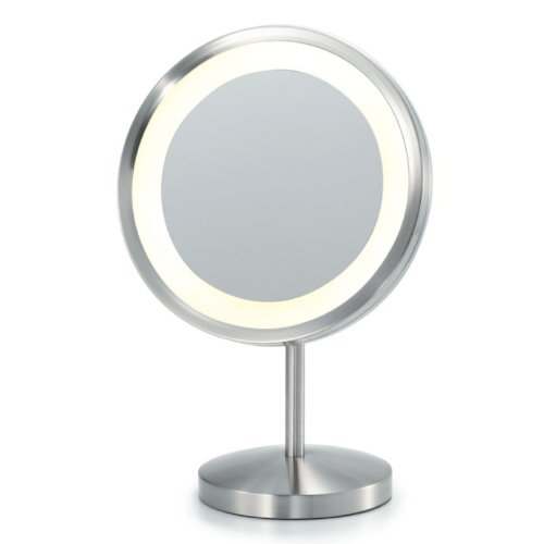 Electric Mirror Em 10 Em10-Ch Classic Countertop Mirror 9""