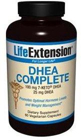 Life Extension DHEA complète, 100