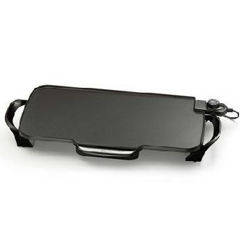 """22"""" Electric Griddle Removable"""