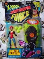 Jean Grey Secret Weapon Force Battle Blaster X-men - 1