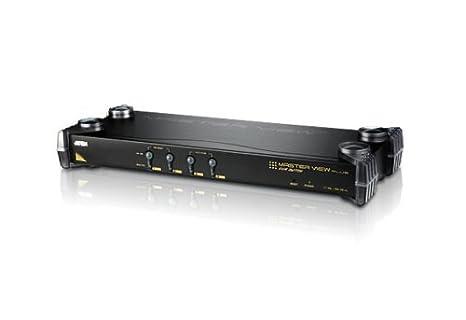 Aten CS9134 Commutateur KVM VGA USB PS/2 à 4 ports