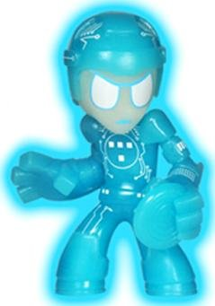 Glow Tron Science Fiction Mystery Minis Vinyl Figure