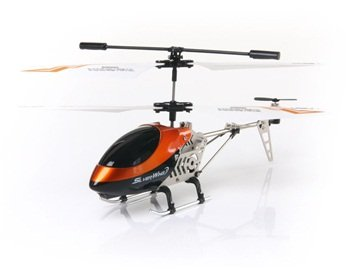 Hobby State 3.5-Channel RC Helicopter with Built-in Gyroscope