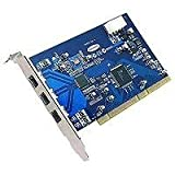 Belkin FireWire 3-Port PCI Card - FireWire adapter - PCI - FireWire 800 - 3 ports