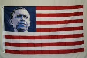 Obama US 3' x 5' Flag