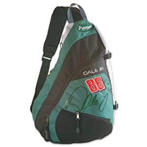 Amazon.com : Dale Earnhardt Jr AMP Sling Backpack : Sports Related