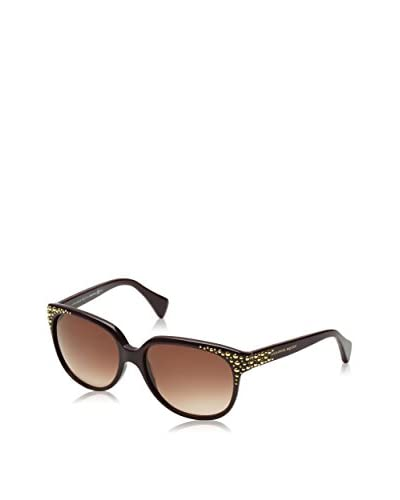 Alexander McQueen Gafas de Sol AMQ 4212/S Woman Ciruela