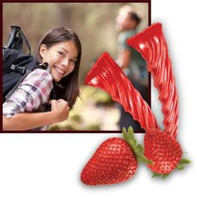 Twizzlers Twists Candy in Strawberry Flavor