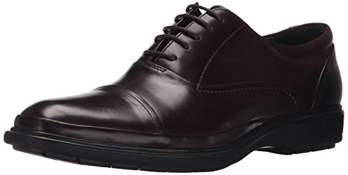 Kenneth Cole New York Men's Mid-City Oxford,Brown,7.5 M US