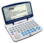 ECTACO DSl500T Slovak- Talking Electronic Dictionary and Audio PhraseBook