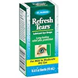 Refresh Refresh Tears Lubricant Eye Drops, 15 ml
