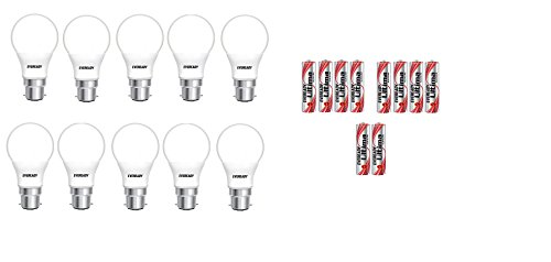 Eveready Base B22D 9 Watt LED Bulb