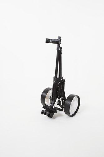 Golf36 Shadow Golftrolley , schwarz