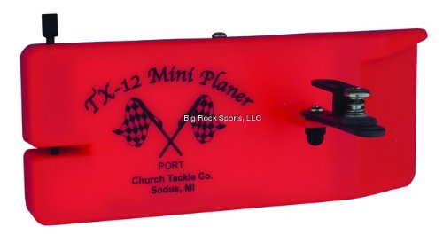 church-tackle-mini-planer-board-left