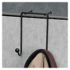 Fellowes Mfg. Co. Products - Coat Hook, for Partitions, 4