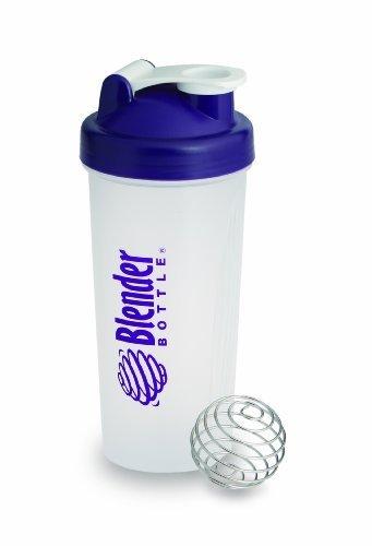 Blender Bottle - Classic Purple - 28 Oz. By Sundesa