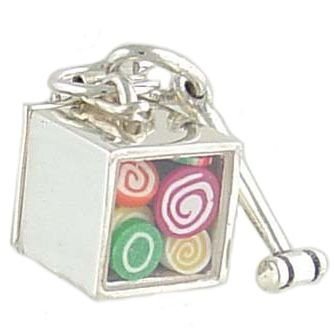 Emergency Box 925 Sterling Silver Traditional