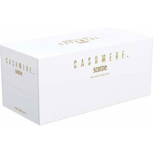 日本製紙クレシア スコッティカシミヤティシュー 220W×5箱