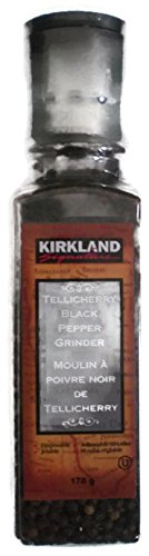 kirkland Tellicherry Black Pepper Grinder 178g
