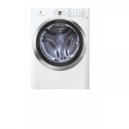 Electrolux EIFLS60JIW 4.3 Cubic Foot Capacity Front Load Washer with Perfect SteamTM and IQ TouchTM Cont, Island White