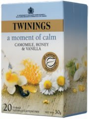 Twinings(uk ) Infusion Camomile, Honey & Vanilla 20 Tea Bags