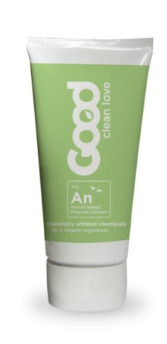 Good Clean Love Personal Lubricant Almost Naked -- 4 fl oz