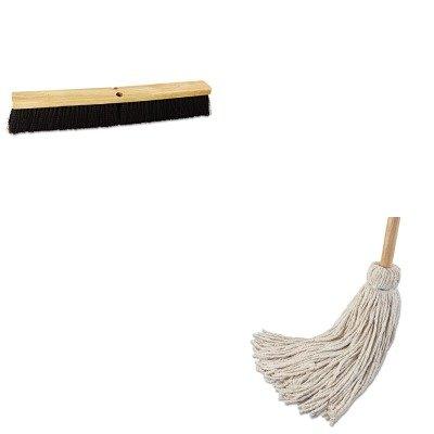 Wooden Floor Mop front-486779