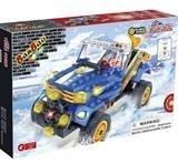 BanBao Wind Racer Series Building Set, 108-Piece