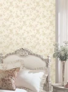 Fine Decor Everlyn Wallpaper - Gold from New A-Brend
