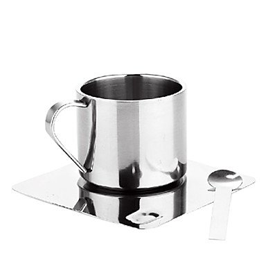 Fjm Outdoor Stainless Steel Coffee Cup Set