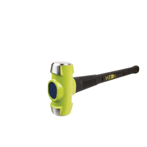 Wilton 40624 6 lb. BASH Soft Face Sledge Hammer with 24-in Unbreakable Handle