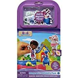 Doc McStuffins Doll Magnetic Activity Fun Set
