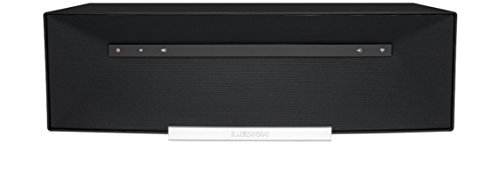MEDION LIFE P69055 (MD83867) WLAN-Multiroom-Lausprecher (2 x 18 Watt, AUX, DLNA, WLAN 802.11b/g/n, Party Mode) schwarz