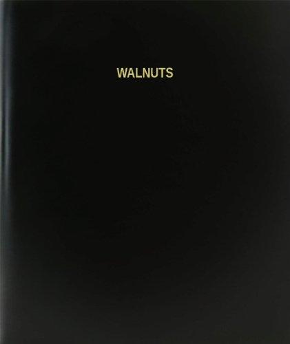 nueces-bookfactory-cuaderno-diario-cuaderno-120-pagina-2159-cm-x-2794-cm-negro-tapa-dura-xlog-120-7c