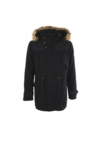Parka Uomo Yes-zee M Blu O809 N300 Autunno Inverno 2016/17